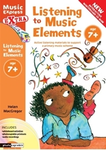 Picture of Listening to Music Elements Age 7+ Bk/CD
