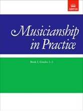 Picture of ABRSM Musicianship in Practice Book I Grades 1-3
