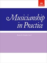 Picture of ABRSM Musicianship in Practice Book II Grades 4 -5