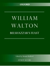 Picture of Belshazzar's Feast Study Score