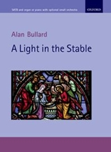 Picture of A Light in the Stable SATB Vocal Score