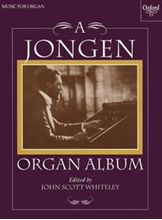 Picture of A Jongen Organ Album