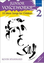 Picture of Junior Voiceworks 2 Bk/CD