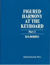 Picture of Figured Harmony at the Keyboard Part 2