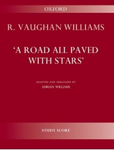 Picture of A Road All Paved With Stars Study Score