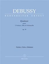 Picture of Debussy String Quartet Op 10- Set of Parts
