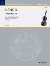 Picture of Trio Sonata in G Minor Op 2 No 8 - 2 Violins & Basso Continuo