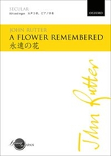Picture of A Flower Remembered SSA/Piano