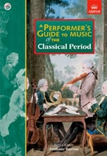 Picture of Performer's Guide to Music of Classical Period Book/CD