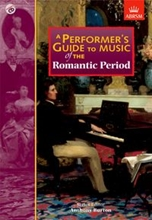 Picture of Performer's Guide to Music of Romantic Period Book/CD