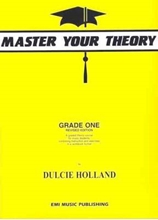 Picture of Master Your Theory Grade 1