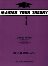 Picture of Master Your Theory Grade 3