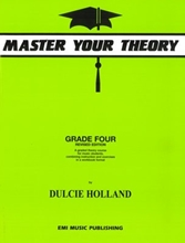 Picture of Master Your Theory Grade 4