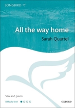 Picture of All The Way Home SSA/Piano