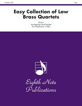 Picture of Easy Collection of Low Brass Quartets