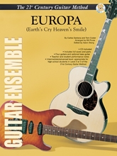 Picture of Belwin's 21st Century Guitar Ensemble Series: Europa (Earth's Cry Heaven's Smile)