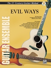 Picture of Belwin's 21st Century Guitar Ensemble Series: Evil Ways