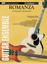 Picture of Belwin's 21st Century Guitar Ensemble Series: Romanza