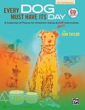 Picture of Every Dog Must Have Its Day Book/CD