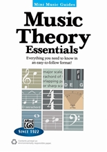 Picture of Mini Music Guide: Music Theory Essentials