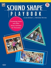 Picture of Sound Shape Playbook Bk/CD