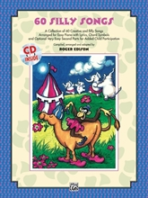 Picture of 60 Silly Songs for Easy Piano Book/CD