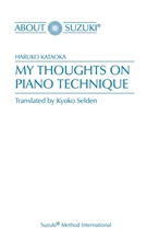 Picture of My Thoughts on Piano Technique
