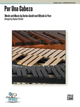 Picture of Por Una Cabeza Percussion Ensemble