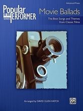 Picture of Popular Performer Movie Ballads Piano Solo