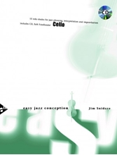 Picture of Easy Jazz Conception Cello Book/CD