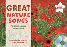 Picture of Great Nature Songs Bk/CD