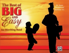 Picture of Best of Big and Easy Vol 2 MB Tenor Sax/Baritone TC