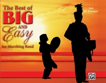 Picture of Best of Big and Easy Vol 2 MB 2nd Trumpet