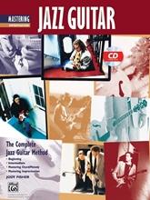 Picture of Complete Jazz Guitar Method: Mastering Jazz Guitar, Improvisation Bk/CD