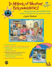 Picture of Kids Make Music Series: In All Kinds of Weather Kids Make Music! Parent Bk/CD