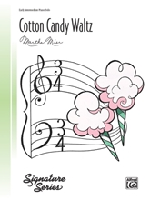 Picture of Cotton Candy Waltz - Piano Solo