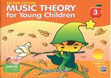Picture of Music Theory For Young Children Book 3 2ed