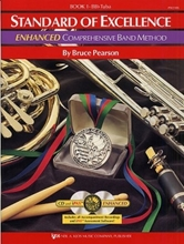 Picture of Standard of Excellence Enhanced Bk 1 Eb Tuba