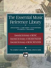 Picture of The Essential Music Reference Library