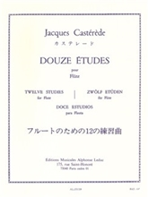 Picture of 12 Etudes for Flute