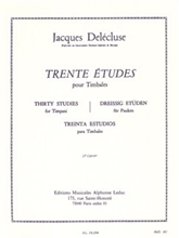 Picture of 30 Studies for Timpani Volume 2
