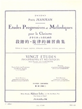 Picture of 20 Easy Progressive and Melodic Studies Vol 1 Clarinet