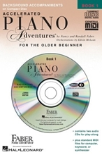 Picture of Accelerated Piano Adventures Book 1 Lesson CD only