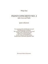 Picture of Philip Glass Piano Concerto No 2 2P4H