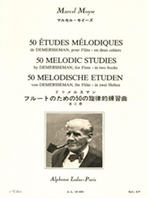 Picture of 50 Melodic Studies after Demersseman Op 4 Vol 1
