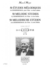 Picture of 50 Melodic Studies after Demersseman Op 4 Vol 2