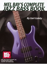 Picture of COMPLETE JAZZ BASS BOOK