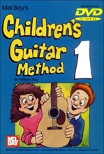 Picture of CHILDRENS GUITAR METHOD VOL 1 DVD