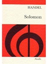 Picture of Handel: Solomon Vocal Score