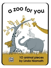 Picture of A Zoo for You 10 Animal Pieces - Piano